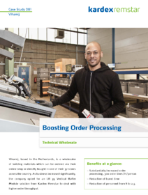 Boost Order Processing